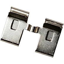 Timorn Piezas de Repuesto de Piezas Conductoras de la Batería del Metal de Para el Regulador de Xbox One (20pcs)