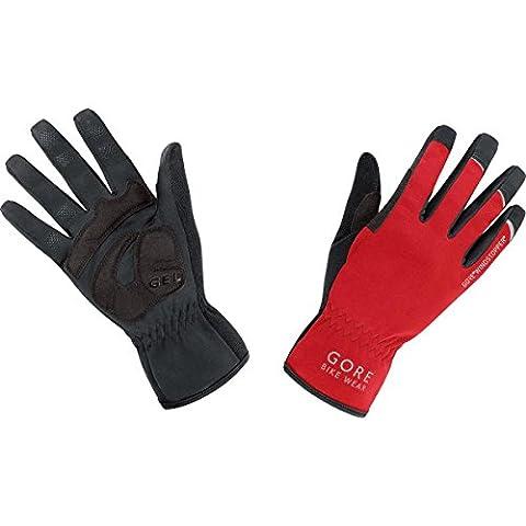 GORE BIKE WEAR, Damen und Herren, Fahrrad-Handschuh, WINDSTOPPER, Universal WS