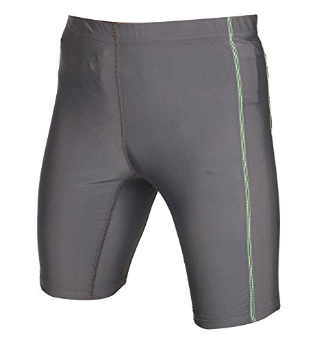 KD Willmax 5T Active Compression Half Tight Grey Small Athletic Fit Multi Sport Cycling, Cricket, Football, Badminton, Gym, Fitness & Other Outdoor Inner Wear  available at amazon for Rs.419