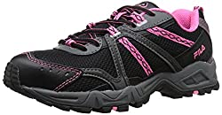 Fila Women s Ascent 12 Running Shoe Black/Sugarplum/Castle Rock 7 B(M) US