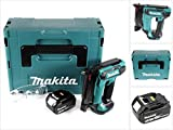 Makita DPT 353 T1J 18 V Li-Ion Akku Pintacker im Makpac + 1 x 5,0 Ah Akku - ohne Ladegerät