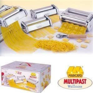 Multipast Wellness Pasta Machine Set By Atlas Marcato by Atlas Marcato