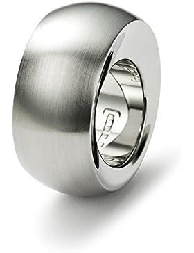 Monomania Damen-Ring Edelstahl antiallergen 14 mm 25650-50