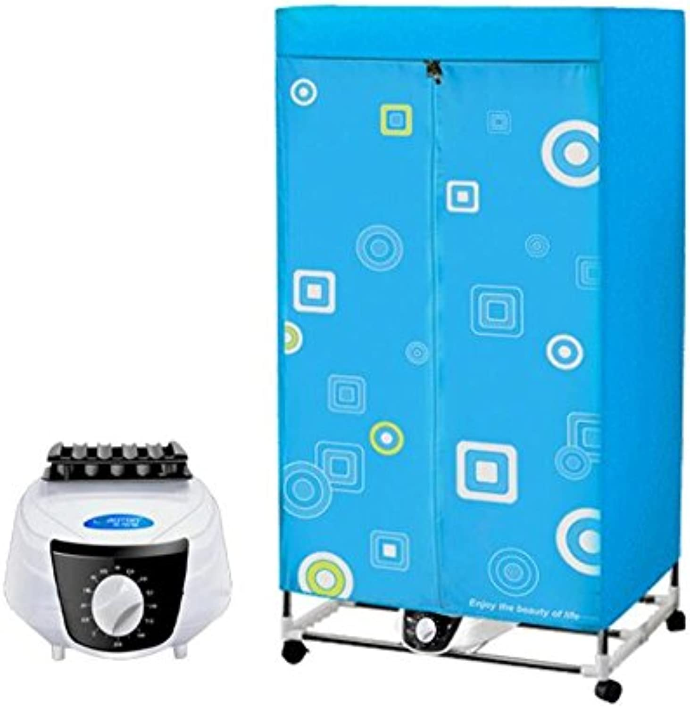 STEAM PANDA Wäsche Wäschetrockner 1200w Trockenschrank Wäschetrockner Fast Air Dry Warm Kleiderschrank PTC Heizung