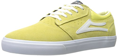 Griffin Dusty Yellow Suede