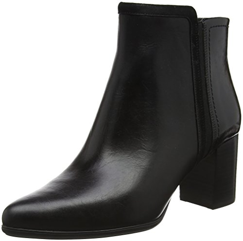 Rockport Damen Total Motion Lynix Lay Bootie Chelsea Boots Schwarz (Black)