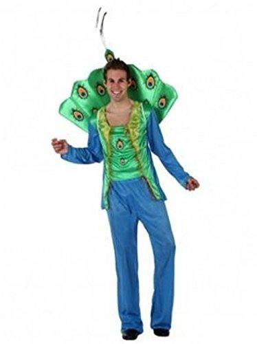 Imagen de disfraz de pavo real