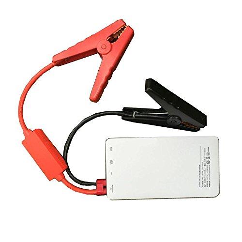 Protal Car Jump Starter 500A Peak 6000mA Mobile Power Batterie Outdoor Auto Zündung Notfall Start Telefon Ladegerät mit LED Taschenlampe Bike Power Generator