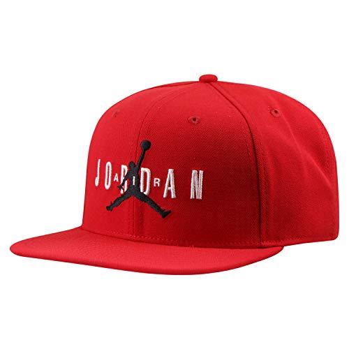 Imagen de jordan  pro jumpman air hbr rojo ajustable alternativa