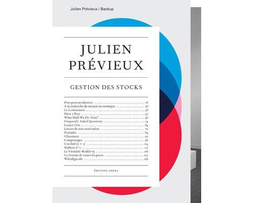 Julien Previeux par Julien Previeux