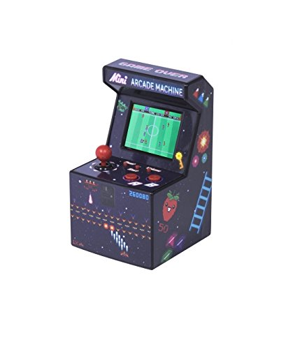 Preisvergleich Produktbild Thumbs Up A1001473 240 in 1 16bit Mini Arcade Machine