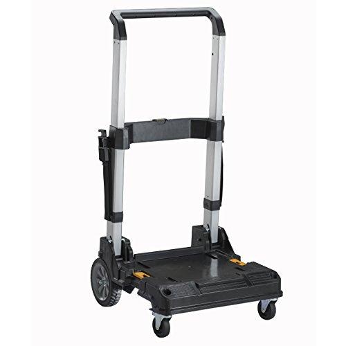 Preisvergleich Produktbild Dewalt Tstak Trolley (Mobilität für Tstak Boxen, Belastbarkeit bis 150 kg, klappbar) DWST1-71196