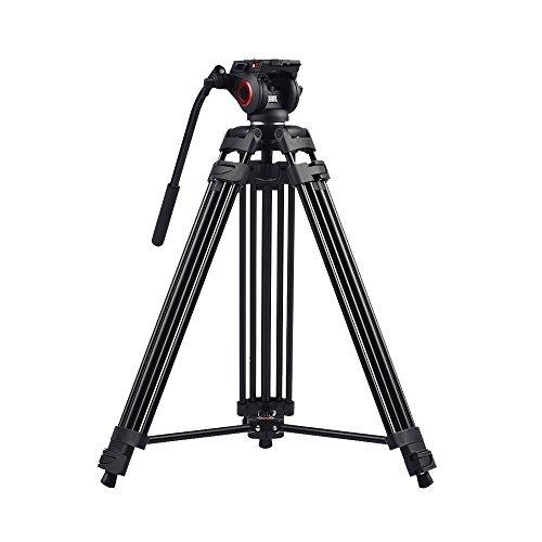 miliboo mtt601a 152,4cm Professionelle Aluminium Stativ Ständer flexibel für Digital Kamera