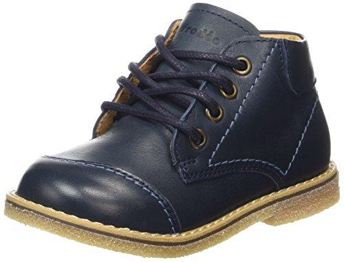 Froddo Unisex Baby Shoe Lauflernschuhe Blau (Dark Blue)