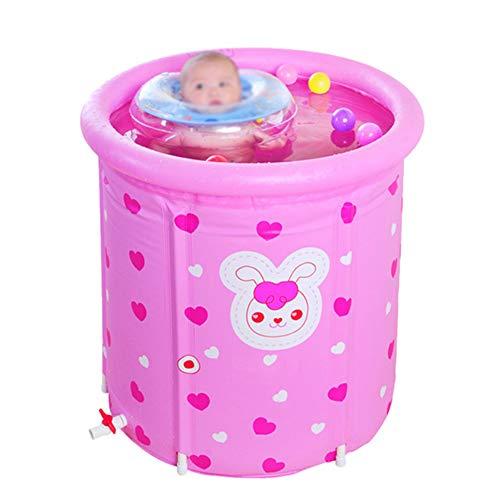 Mr.LQ Piscina Plegable portátil portátil recién Nacida Infantil recién Nacida del niño...