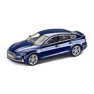 Audi S5 Sportback 1:43 Navarrablau