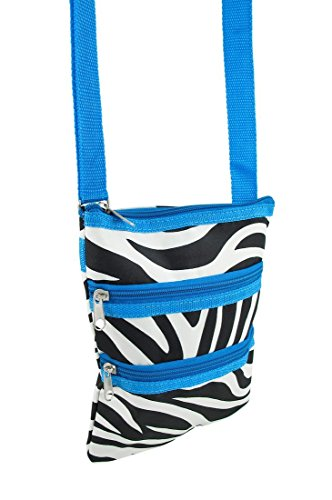 Things2Die4 - Borsa a tracolla donna Blue