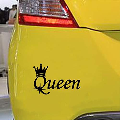 Pegatinas Coche Familia 15.3Cmx10Cm Fashion Queen