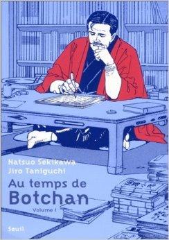 Au temps de Botchan, tome 1 de Jiro Taniguchi ,Natsuo Sekikawa,Sophie Refle (Traduction) ( 1 octobre 2003 )
