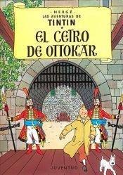 R- El cetro de Ottokar (LAS AVENTURAS DE TINTIN RUSTICA) por HERGE-TINTIN RUSTICA II
