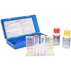 Medidor de agua/analizador para piscina cloro y pH