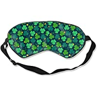 Eyes Mask Promotion Green Shamrock Sleep Mask Contoured Eye Masks for Sleeping,Shift Work,Naps preisvergleich bei billige-tabletten.eu