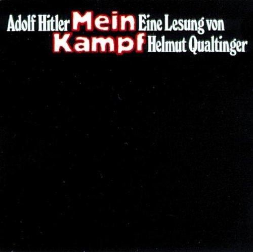 Helmut Qualtinger: Mein Kampf (Auswahl Von P. Müller-Buchow und H. Lunin) (Audio CD)