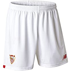 Pantalón corto Sevilla FC Home 2017-2018 Blanco Talla S