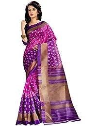 Design Willa Silk Saree (Dwshr0350_Purple)