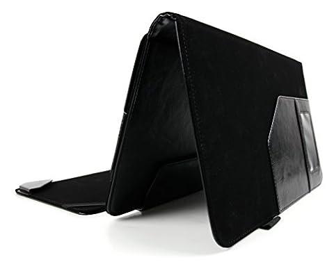 Etui DURAGADGET sur mesure pour Asus Transformer Book T100 Chi tablette / PC portable tactile 2-en-1 écran 10,1