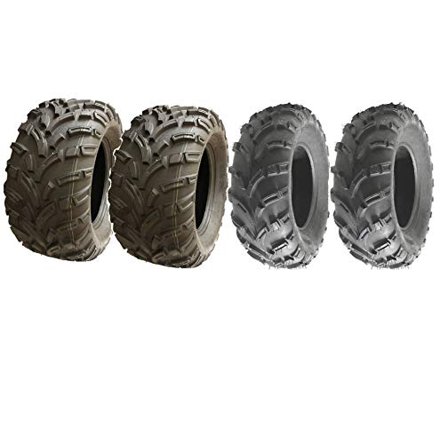 Parnells Quad Reifen 4-25X8-12 & 25X11-12 6-lagig E-Prüfzeichen ATV extra breit