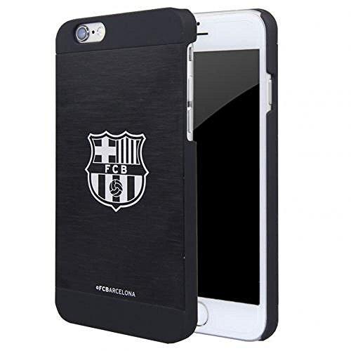 FC Barcelona Offizielles Fußball Geschenk iPhone 6/6S Aluminium Fall-EIN tolles Weihnachten/Geburtstag Geschenk Idee für Männer und Jungen -