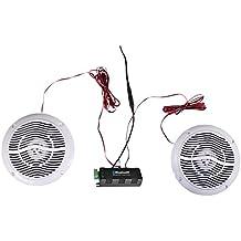 Juego de altavoces de techo con conexión Bluetooth