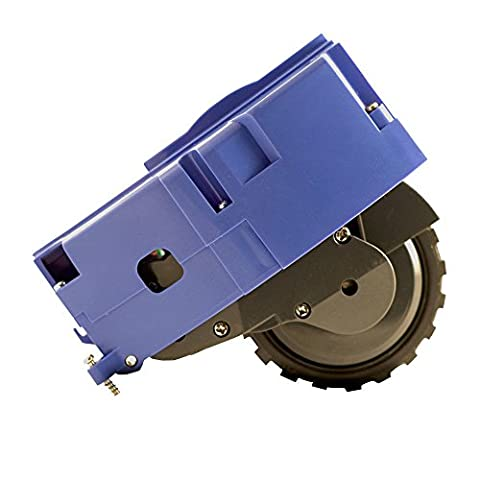 ASP Robot Wheel Left Side for Roomba 772700Series. Replacement Original Replacement Compatible for Vacuum Cleaner iRobot Rumba Series 7High Quality