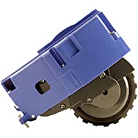 ASP ROBOT Rueda lateral izquierda para Roomba 555 Serie 500. Recambio ORIGINAL repuesto compatible para