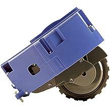 ASP ROBOT Rueda lateral izquierda para Roomba 765 Serie 700. Recambio ORIGINAL repuesto compatible para aspirador irobot Rumba Serie 7 ALTA CALIDAD
