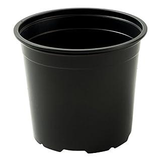 Nutley's 13cm Round Modiform Plastic Plant Pot (Pack of 50)