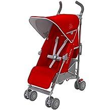 Maclaren Quest - Silla de paseo, nueva colección, color Cardinal/Plata