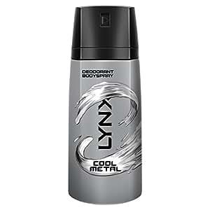 Lynx Cool Metal Body Spray - 150 ml