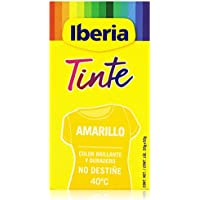 Iberia Tinte Textil Amarillo - 70 gr