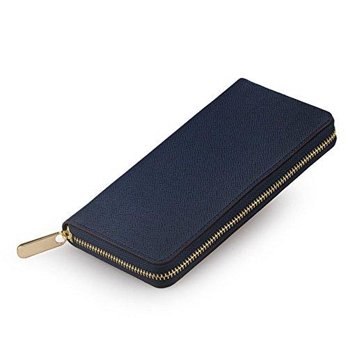 Eysee, Poschette giorno donna nero Khaki 19.5cm*10cm*2.5cm. Blue