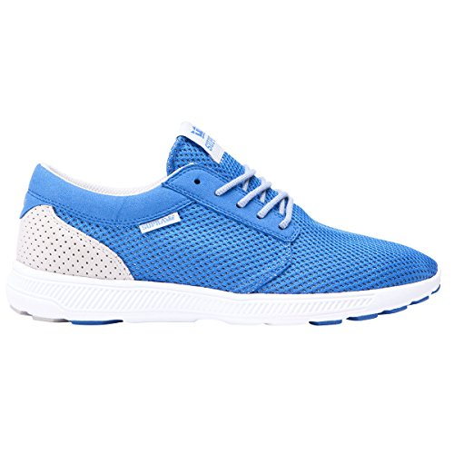 Supra - - Herren Hammer Run Schuhe, 46, Blue/White