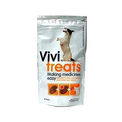 Vivi Treats for dogs making medicines easy 30 treats