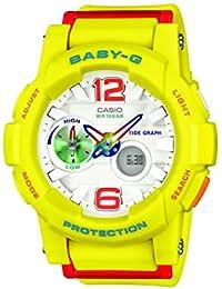 Casio Damen-Armbanduhr Baby-G Analog - Digital Quarz Resin BGA-180-9BER