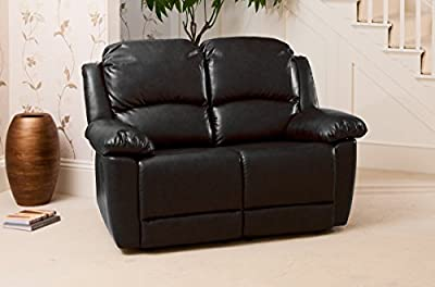 Lucerne Luxury Leather Recliner Sofa Suite - Different Configurations and 3 Colours Available