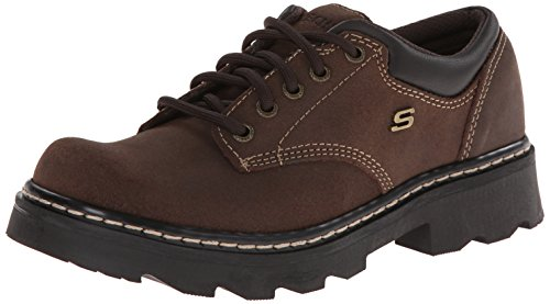 Skechers Parties-mate Oxford Shoe Chocolat