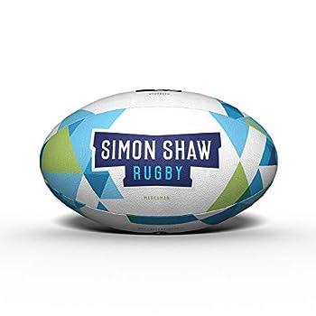 Simon Shaw Pelotas de Rugby...