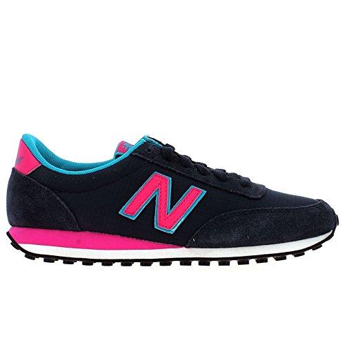 New Balance New Balance Damen WL410 B Lauflernschuhe Sneakers, blau, 36 EU