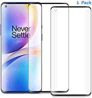 FanTing for OnePlus 8 Screen Protector,[9H Hardness,Full Coverage,No bubbles and fingerprint],Scratch-resistan