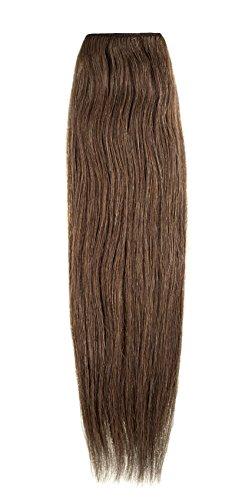 American Dream Extensions capillaires 100% cheveux humains 40,6 cm de qualité supérieure – Couleur 5B – Safari